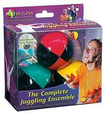 Complete Juggling Ensemble - Higgins Brothers