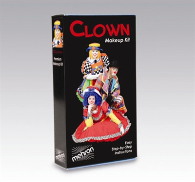 Clown Makeup Kit by Mehron