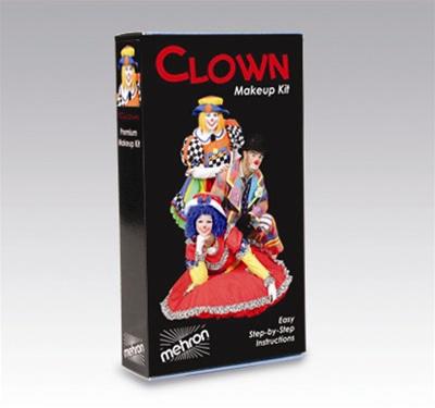 Clown Makeup Kit by Mehron