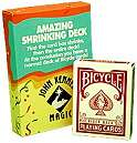 Amazing Shrinking Deck