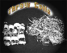 Throw Streamers - Mylar
