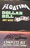 Floating Dollar Bill and More