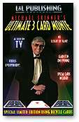 Ultimate Three Card Monte - Skinner
