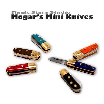 Mogars Mini Knives Smash Climax