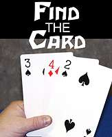 Find The Card - Jumbo