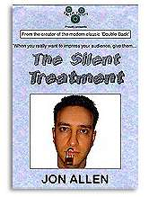 Silent Treatment by Jon Allen