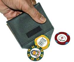 Poker Chip Surprise - Porper
