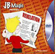 Revelation - JB Magic