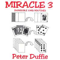 Miracle 3 by Peter Duffie