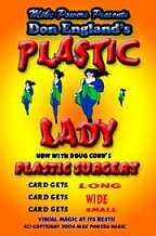 Plastic Lady by Mike Powers