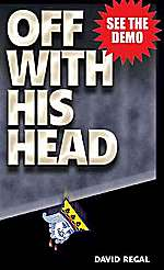 Off With His Head - David Regal