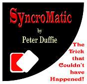 SyncroMatic -  Peter Duffie