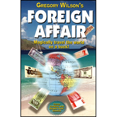 Foreign Affair - Gregory Wilson