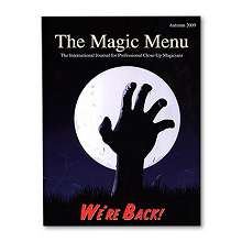 Magic Menu - Fall Issue*