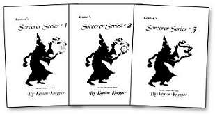 Sorcerer Series #1 - Knepper