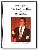 Intricate Web Of Distraction