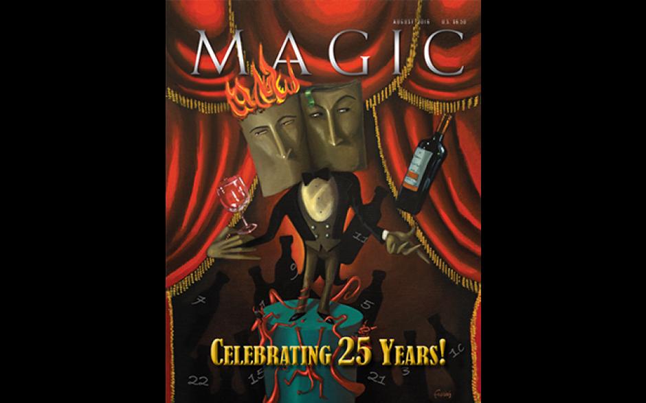 Magic Magazine Final Issue August 2016