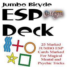 Jumbo Marked ESP Deck