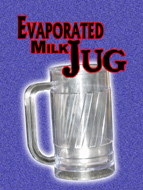Evaporating Milk Jug