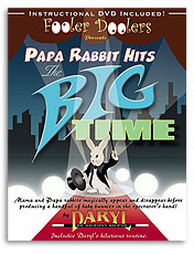 Papa Rabbit Hits The Big Time - Daryl