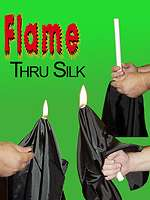 Flame Thru Silk