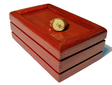 Rattle Ring Box