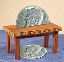 Coin-Table