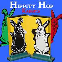 Mini Hippy Hop Rabbits