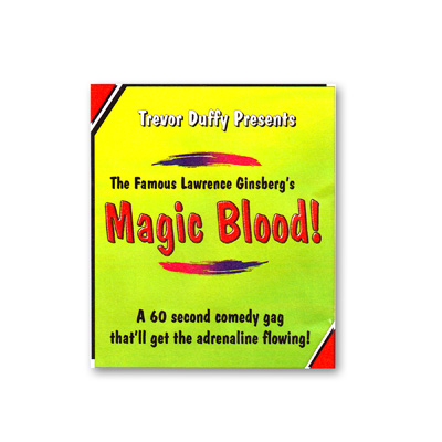 Magic Blood by Trevor Duffy