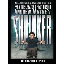 Shrinker - Andrew Mayne