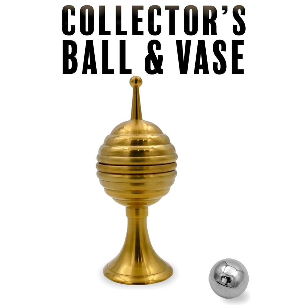 Collector`s Ball and Vase