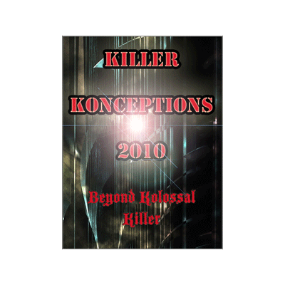 Killer Konceptions - eBook DOWNLOAD