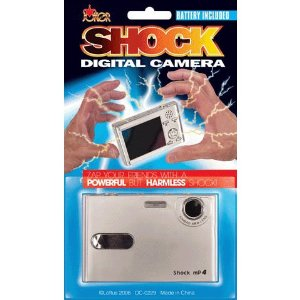 Shock Digital Camera