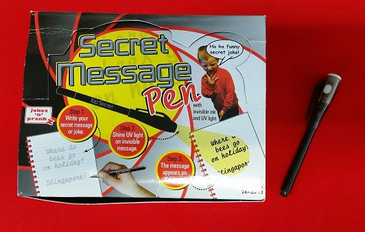 Secret-Message-Pen