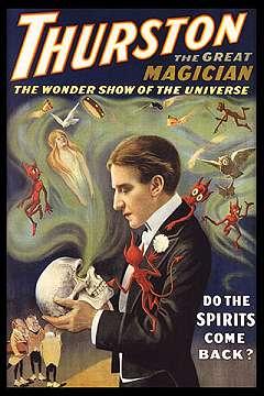 Thurston Spirits On Canvas