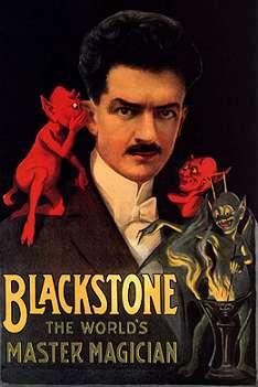 Blackstone On Canvas