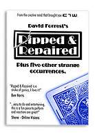 Ripped & Repaired David Forrest