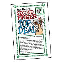 Second Finger Top Deal - Ron Bauer