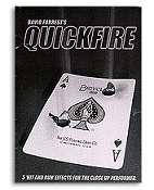 Quickfire by David Forrest