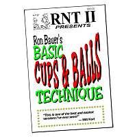 Basic Cups & Balls - Ron Bauer
