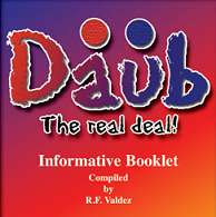 Daub The Booklet