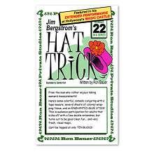 Jim Bergstroms Hat Trick by Ron Bauer