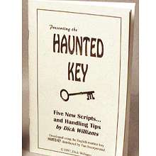 Haunted-Key-Book