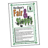 Fair and Sloppy - Ron Bauer