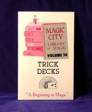 Library of Magic Volume #14: Trick Decks
