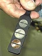 Classic Money Paddle - Porper