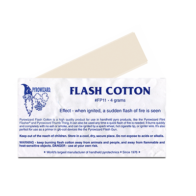 Flash-Cotton