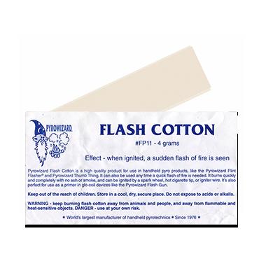 Flash Cotton