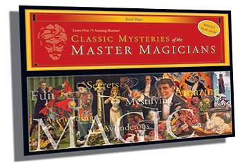 Mysteries Of The Master Magicians - SET