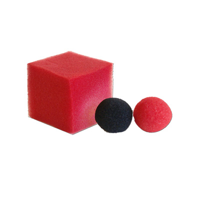 Color Changing Ball To Square